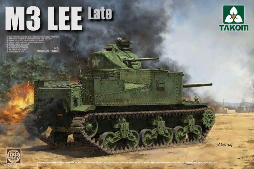M3 Lee late Medium Tank