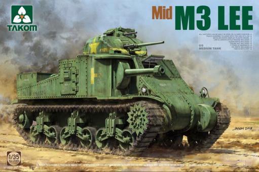 M3 Lee Mid Production