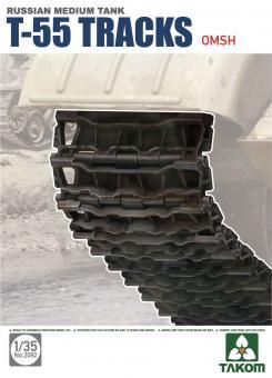 T-55 Tracks OMSH