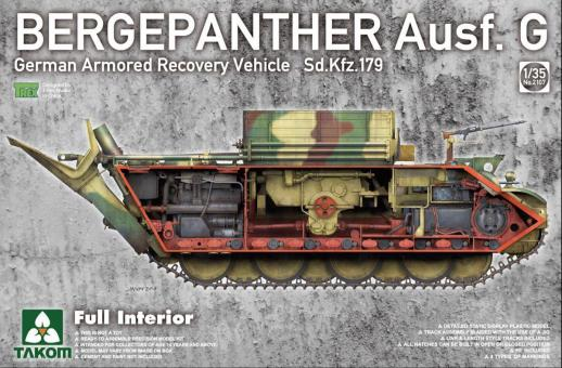 Bergepanther Ausf.G