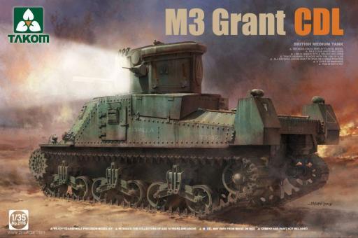 M3 Grant CDL