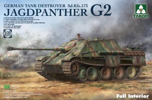 Jagdpanther G2 Sd.Kfz.173