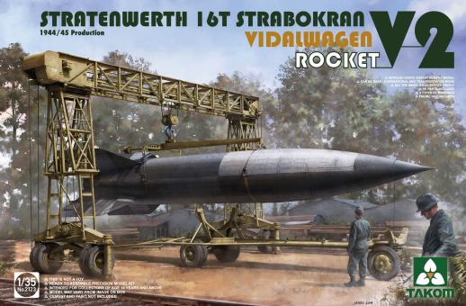 Stratenwerth 16 t Strabokran 44/45 + V2 + Vidalwagen