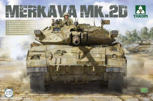 Merkava Mk.2D
