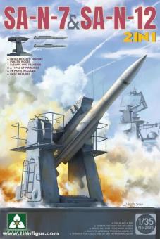 SA-N-7 & SA-N-12 Sea-Air-Missile System