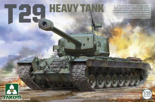 T29 Heavy Tank