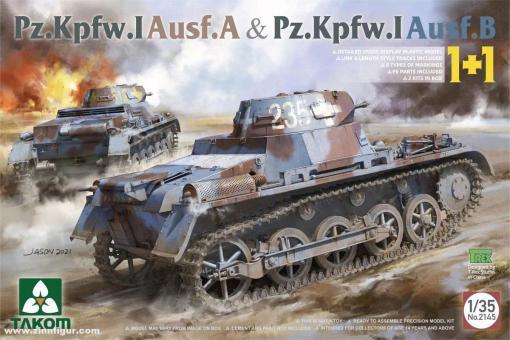 Pz.Kpfw.I Ausf.A & Ausf.B