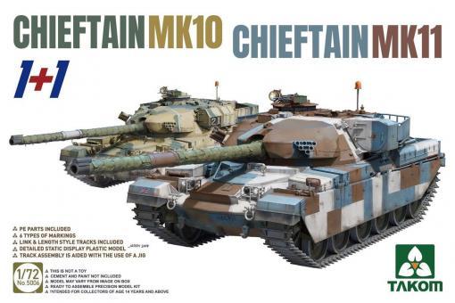 Chieftain Mk.10 & Chieftain Mk.11