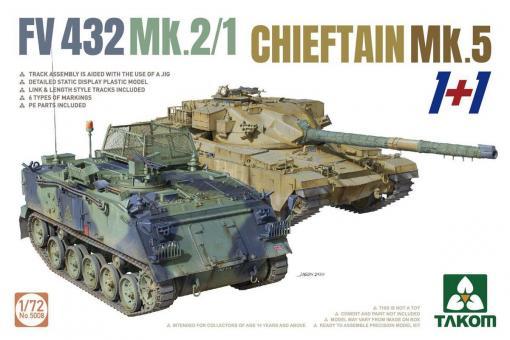 FV432 Mk.2/1 + Chieftain Mk.5