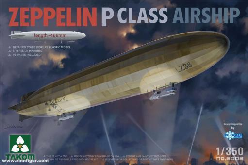 P Class Zeppelin Airship