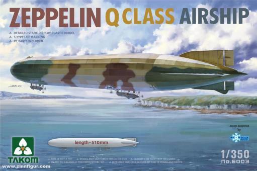 Q Class Zeppelin Airship