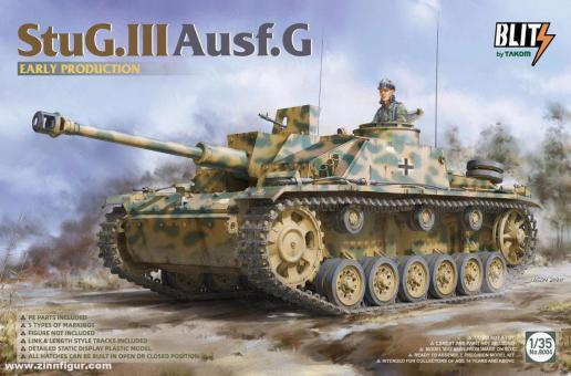 StuG.III Ausf.G frühe Produktion