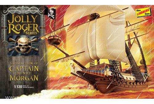 Captain Morgan Piratenschiff