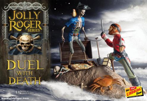 """Piratenduell """"Duel with Death"""" - Jolly Roger Series"""