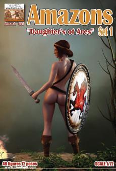 """Amazonen """"Tochter von Ares"""""""