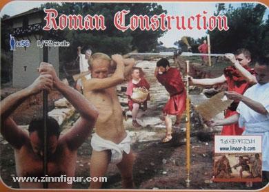 Römische Baustellenfiguren