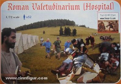 Römische Hospitalfiguren (Valetudinarium)