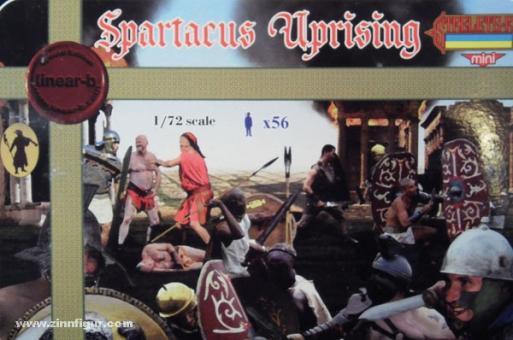 Spartacus-Aufstand - Set 1