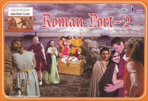 Römische Hafenfiguren Set 2
