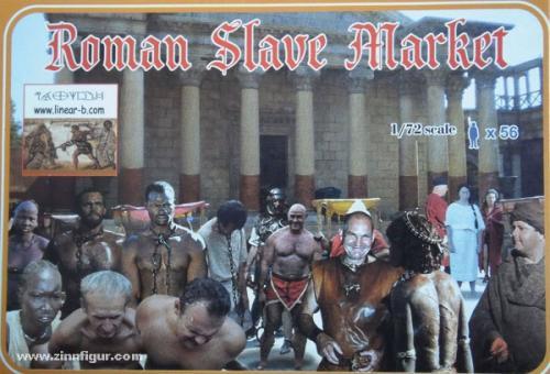 Römischer Sklavenmarkt