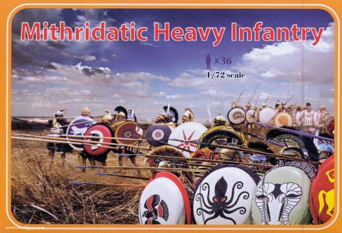 Schwere Infanterie des Mithridates