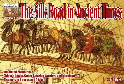 Die Seidenstraße im Altertum
