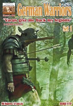 Germanic Warriors Set 1