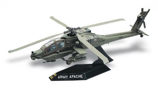 AH-64 Apache Helikopter