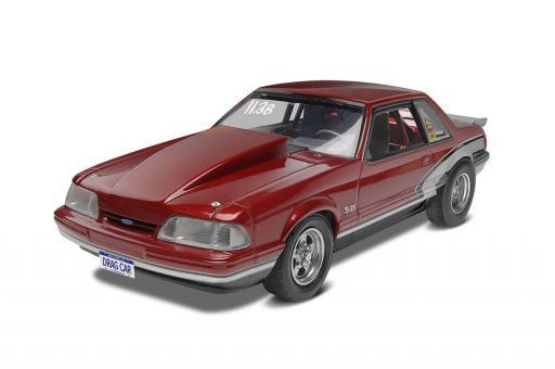 90 Mustang LX 5.0 Drag Racer
