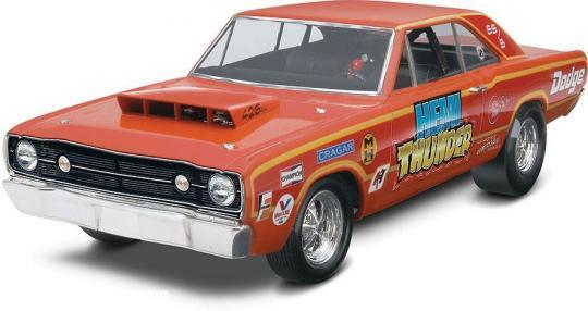 1968 Dodge Hemi Dart 2 in 1