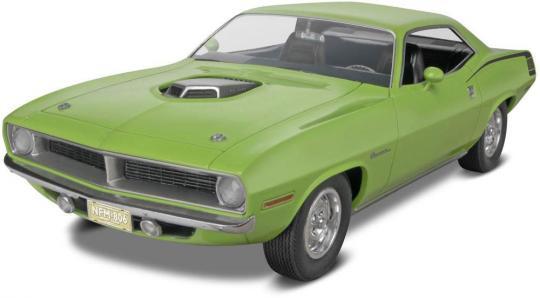 1970 Plymouth HEMI Cuda 2in1