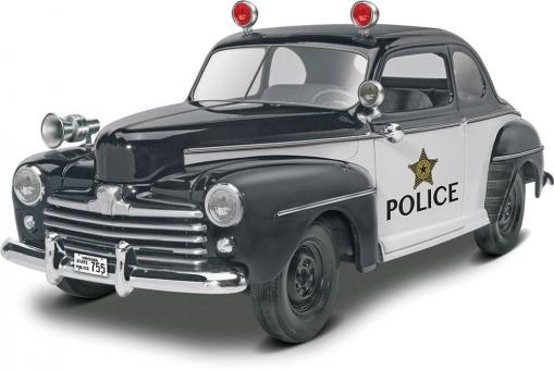 1948 Ford Police Coupe 2in1