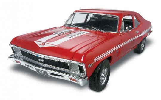 1969 Chevy Nova Yenko
