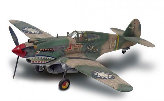 P-40B Tiger Shark