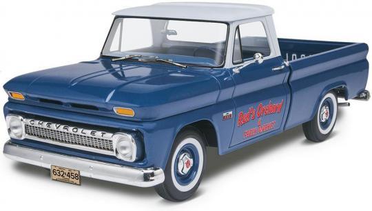 1966 Chevy Fleetside Pickup