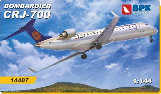 "Bombardier CRJ-700 ""Lufthansa Regional"""