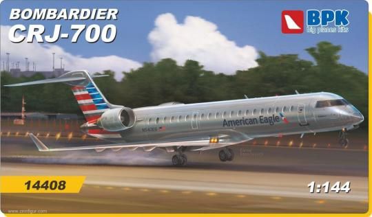 "Bombardier CRJ-700 ""American Eagle"""