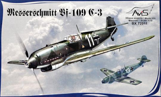 Messerschmitt Bf 109C-3