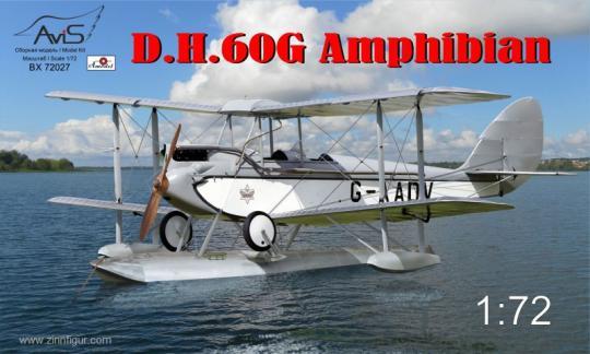 D.H.60-G Wasserflugzeug