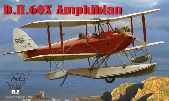 D.H.60X Amphibian