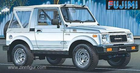Suzuki Jimny (Samurai) 1300 Special '86
