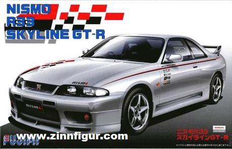 Nissan Skyline GT-R R33 Nismo