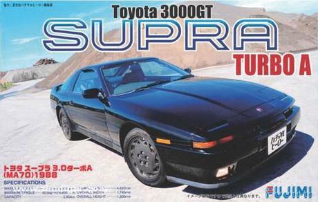 Toyota Supra 3.0 1987