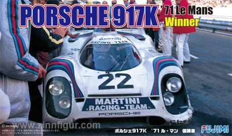 "Porsche 917K ""Martini #22"" - 1971 LeMans Sieger"