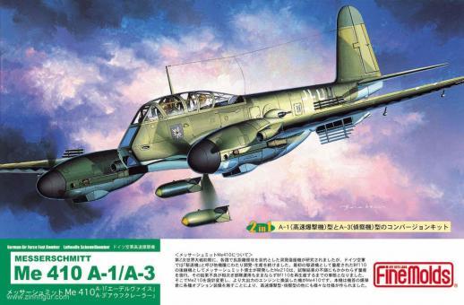 Me 410A-1/A-3