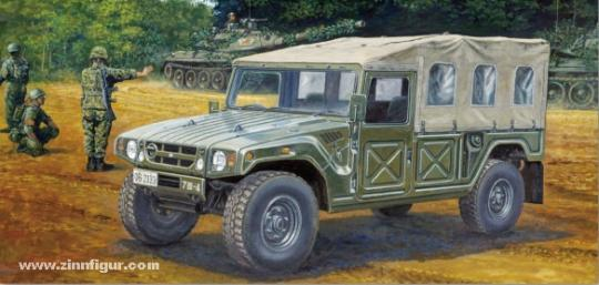 JGSDF High Mobility Vehicle