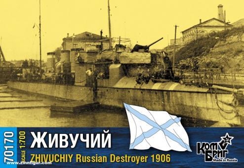 Zerstörer Zhivuchiy - 1906