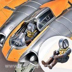 Ho 229 Pilot Figure