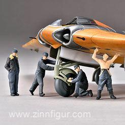 Ho 229 Ground Crew Set
