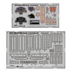 Ho 229 Photo-Etched Parts Interior and Air Brake Set